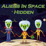 игра Иностранцы в космосе скрыты