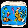 Csodálatos akváriumban halak színezés játék