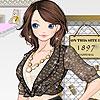 Amber girl Dress up game