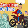 Amerikanischen Dirt Bike Spiel