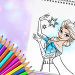 Amazing Princess Coloring Book oyunu