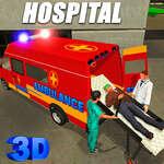 Ambulance Rescue Driver Simulator 2018 game