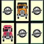 American Trucks Gedächtnis Spiel