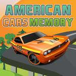 Memoria de los coches americanos juego