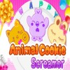 Cookie animaux Screamer jeu