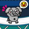 Tierolympiade – Trampolin Spiel