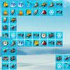 Antarktika keşif Mahjong oyunu
