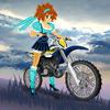 Motocross de anime juego