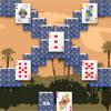 Oude woestijn Solitaire spel