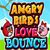 Angry Birds Liebe Bounce Spiel