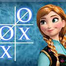 Anna Frozen Fever TicTacToe joc