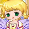 Angels Party Dress Up game