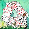 Oude China Solitaire spel