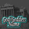 Déesse et Dieu antique jeu