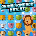 Animal Kingdom Match 3 spel
