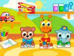 Animal Kindergarten game