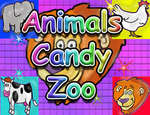 Animals Candy Zoo game