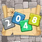 Ősi 2048 játék