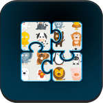 Jeux animal puzzle pour enfants