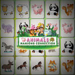 Animals Mahjong Connection game