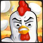 Angry Chicken Egg Madness game