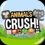 Animals Crush Match game