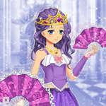 Anime Prinzessin Dress Up Spiel