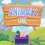 Animals Box game