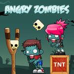 Zombies en colère jeu