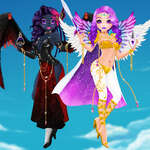 Anjelské kúzlo princezná hra