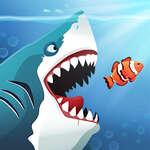 Angry Sharks hra