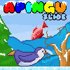 Apingu Slide game