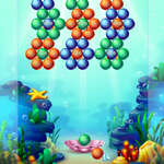 Aqua Bubble Shooter jeu