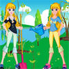 Arbor Day Fashion spel