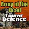 Leger van de dode Tower Defense spel