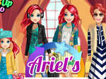 Ariel Life Cycle game