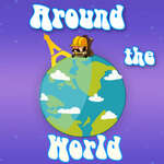 Around The World With Jumping game