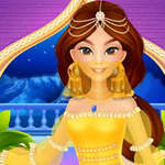 Arabian Princess Dress Up gioco
