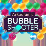Arkadium Bubble Shooter game