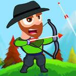 Archer vs Archer Spiel