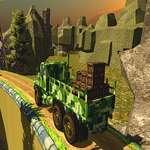 Transporte de camiones del Ejército juego