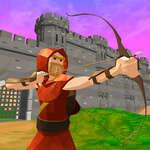 Archer Master Defensa del Castillo 3D juego