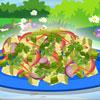 Asya lahana salatası tarifi oyunu