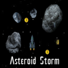 Asteroid Storm game
