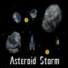 Tormenta de asteroides juego
