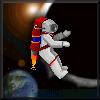 Asteroids Astronauts game