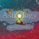 Asztrológia Word Finder játék