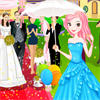 Attend BFFs Wedding game