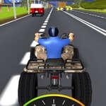 Trafic rutier ATV joc