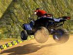 ATV Quad Bike Impossible Stunt game